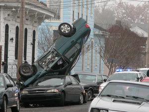 car flip